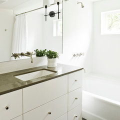 contemporary bathroom by Jessica Helgerson Interior Design
