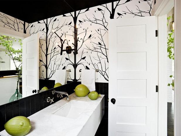 Klassisch modern Badezimmer by The Works