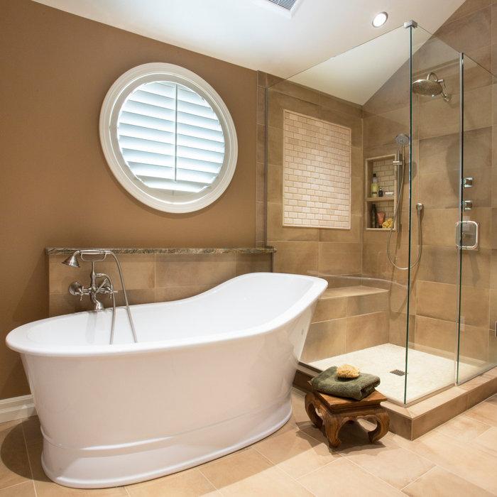 Portland Spa Master Bath