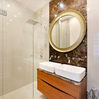 House Bloomsbury Contemporary Bathroom London By