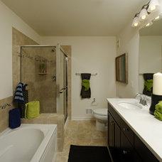 Contemporary Bathroom by Beazer Homes - Maryland/Virginia