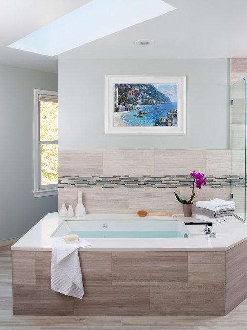. Potomac  MD   Master Bathroom Remodel