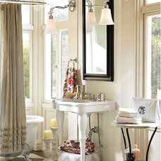 Traditional Bathroom Pottery Barn Bathroom