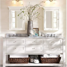 Traditional Bathroom by Pottery Barn