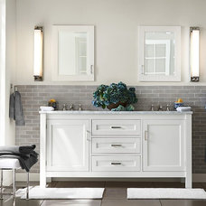 Contemporary Bathroom by Pottery Barn
