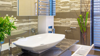 Potts Point Ensuite and dressing room