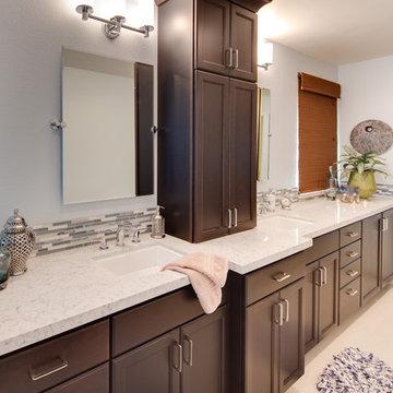 Poway, California Bathroom Remodel
