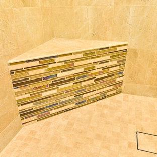 Poway Open Shower Master Bath