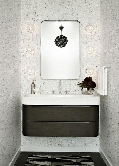 Bathroom by Alissa Madden Design