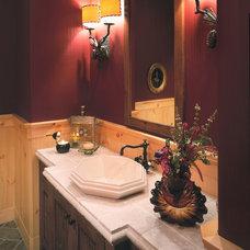 Traditional Bathroom by Jaffa Group Design Build