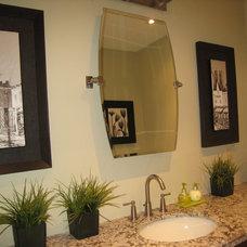 Eclectic Bathroom by Chic Decor & Design, Margarida Oliveira