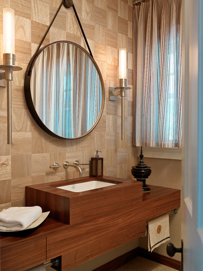 Contemporary Bathroom by Duffy Design Group
