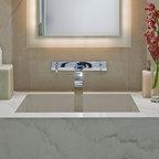 Alexandria Residence Transitional Bathroom Dc Metro