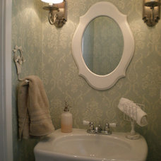 Traditional Bathroom by From House to Home