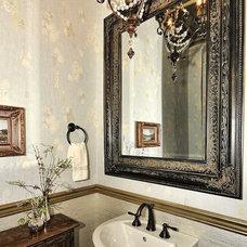 Traditional Bathroom by Jennifer Baldwin Design