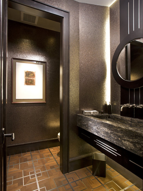 Men 39 s bathroom houzz for Male bathroom decor