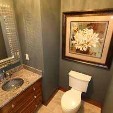 Traditional Bathroom by LDK Homes