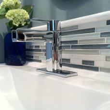 Bathroom by Suhr Interior Design