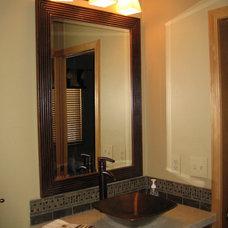 Contemporary Bathroom by kt