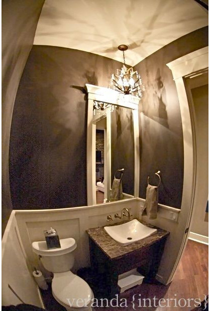 Traditional Bathroom by Veranda Estate Homes & Interiors
