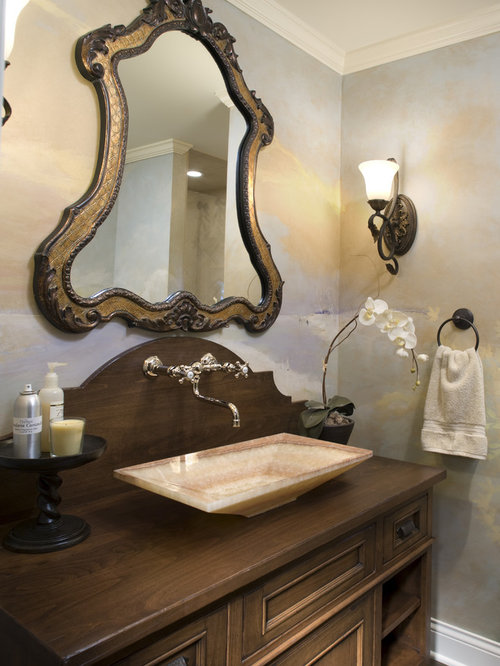Old World Vanity Ideas Pictures Remodel And Decor