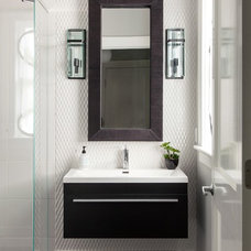 Contemporary Bathroom by Roomscapes Luxury Design Center