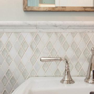 Powder Rooms & Small Bath Ideas