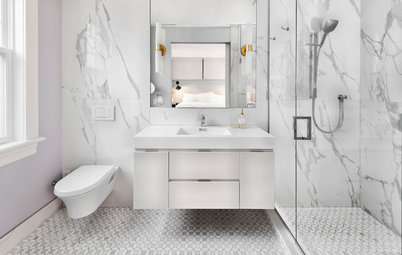 8 Inspiring Bathrooms Just 4 Square Metres or Less