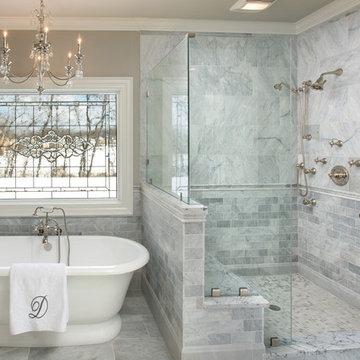 Powell Ohio Master Bath