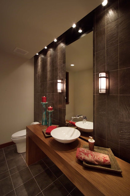 Contemporary Bathroom by JALIN Design, LLC