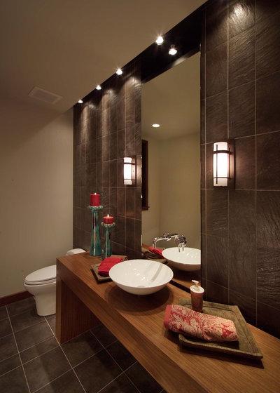 Contemporary Bathroom by JALIN Design, LLC