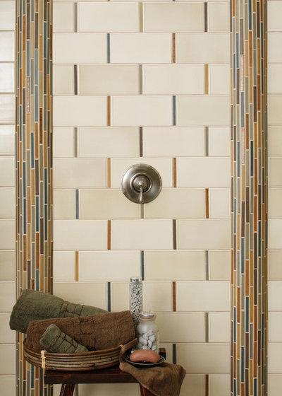 Traditional Bathroom by Filmore Clark