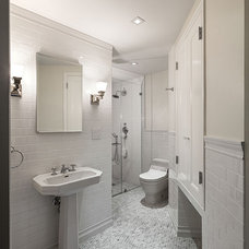 Traditional Bathroom by Virtus Design