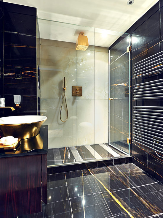 Delightful Gold Bathroom Fixtures
