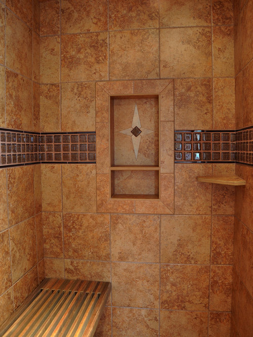 Shower Soap Niche Houzz