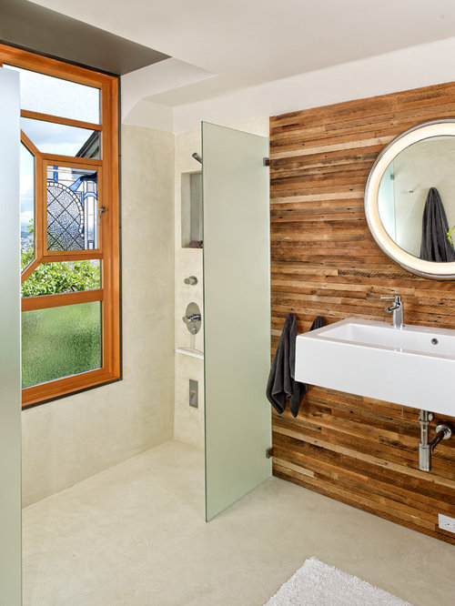 Reclaimed Wood Bathroom Wall Best 25 Reclaimed wood walls ideas