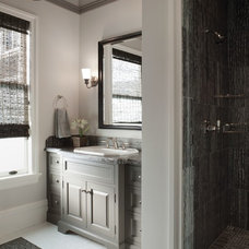 Traditional Bathroom by Kathy Best Design