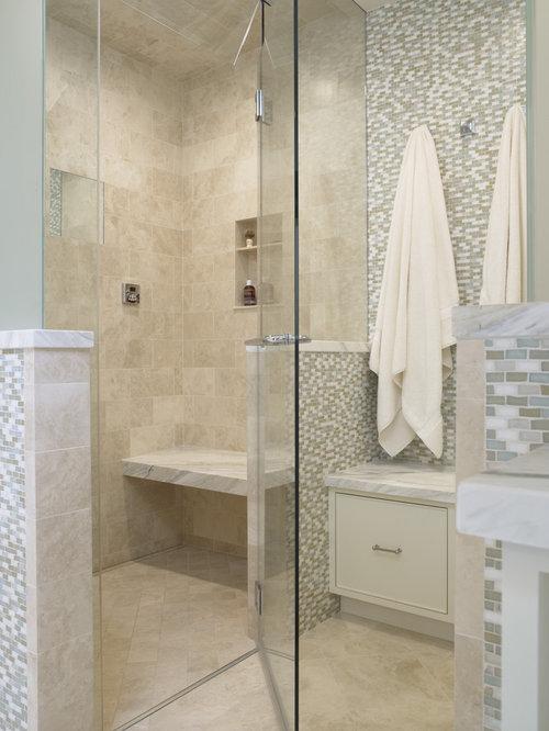 Steam Shower Bench | Houzz