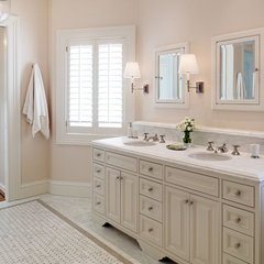 traditional bathroom by Dijeau Poage Construction