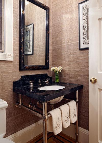 Traditional Bathroom by Dijeau Poage Construction