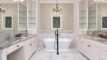 Preston Hallow Luxury Bathroom
