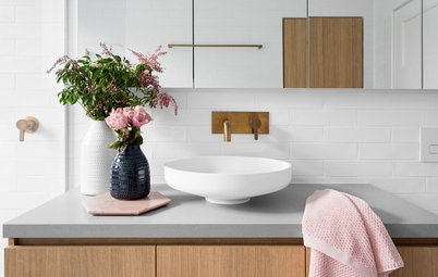 Building a Bathroom? The Top Materials for Your Vanity