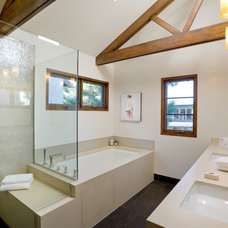 Contemporary Bathroom by Osborne Architects