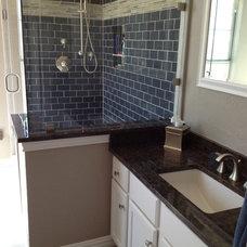 Traditional Bathroom by Lancaster Bros., Inc.
