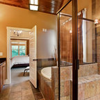 Craftsman Style Craftsman Bathroom Portland By