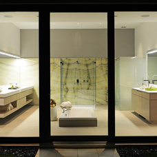 Contemporary Bathroom by Couture-Homes