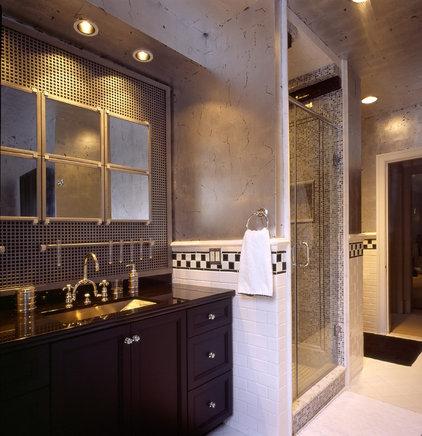 Contemporary Bathroom by Bruce Palmer Interior Design