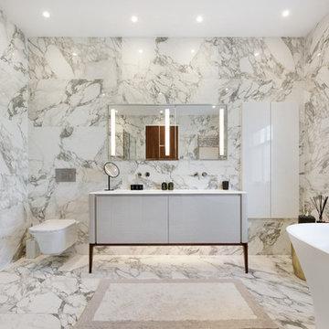 Primrose Hill Bathroom