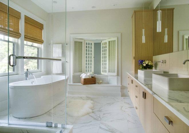 Contemporary Bathroom by Venegas and Company