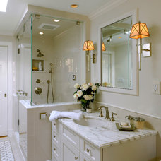 Traditional Bathroom by Thorsen Construction